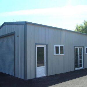 Insulated Workshop Studio